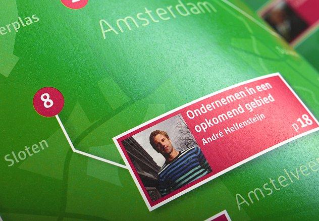 interactieve corporate story Stadgenoot
