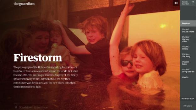 Scrolly telling: belevenisvolle online storytelling